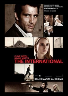 "Film - ""THE INTERNATIONAL"""